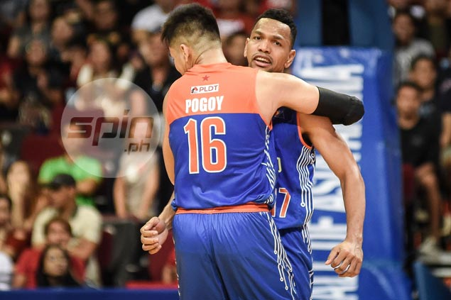 Racela's unwavering faith in misfiring Castro pays off: 'He was really born for those moments'