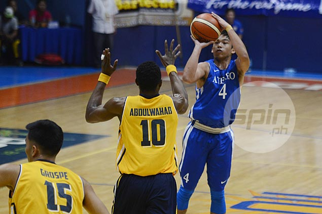 Blue Eagles boost bid for quarterfinal spot with victory over Heavy Bombers