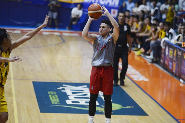 Carl Lumbao, Spencer Pretta shine as Lyceum overcomes Letran in double overtime