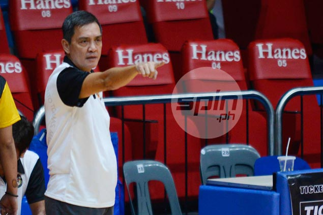 Boy Sablan hints at additions to UST lineup, coaching staff, but declines to reveal names