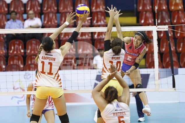 Creamline sweeps Power Smashers to salvage third place in PVL Reinforced Conference