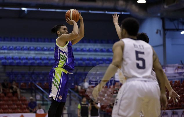 Gab Banal takes charge as Thunder stretch D-League streak to three with win over Couriers
