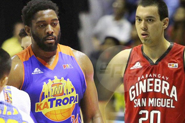 Greg Slaughter won't be rushed back into action just to help in containing Joshua Smith