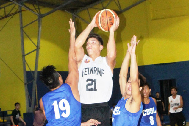Fil-German Glen Gravengard shows way as Tamaraws rip Griffins