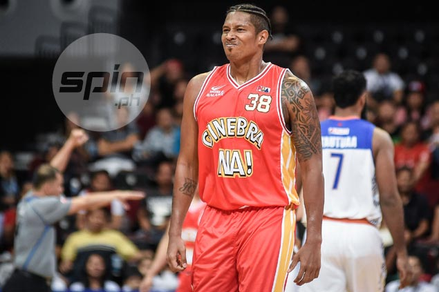 Ginebra could delay Joe Devance's surgery again with PBA set for longer offseason break
