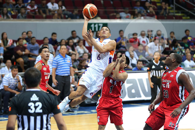 Kevin Alas thrilled to be back with old, familiar faces after unexpected Gilas recall