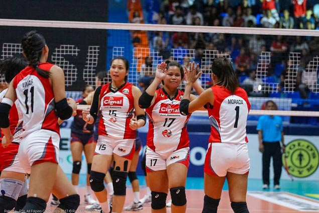 Pascua says team chemistry, solid plays by Chie Saet keys to Cignal's unbeaten run
