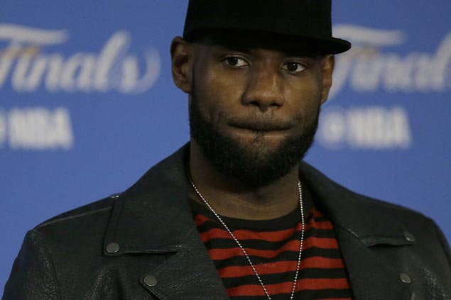 LeBron James takes swipe at 'so-called President' Trump for making hate 'fashionable again'