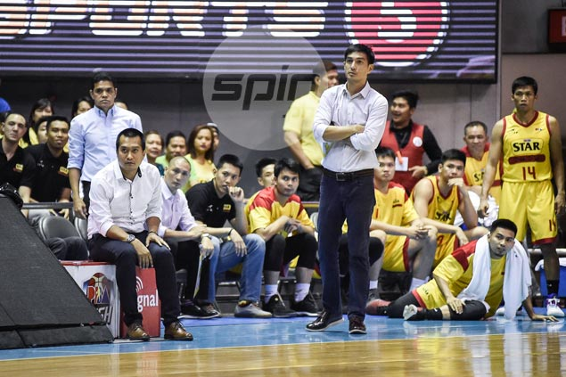 Victolero says Star must treat Game 3 loss like a break-up: 'Kailangan mag-move on'