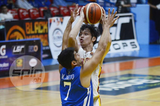 Perpetual overcomes sloppy play late to deal stunner on Ateneo in Filoil Cup