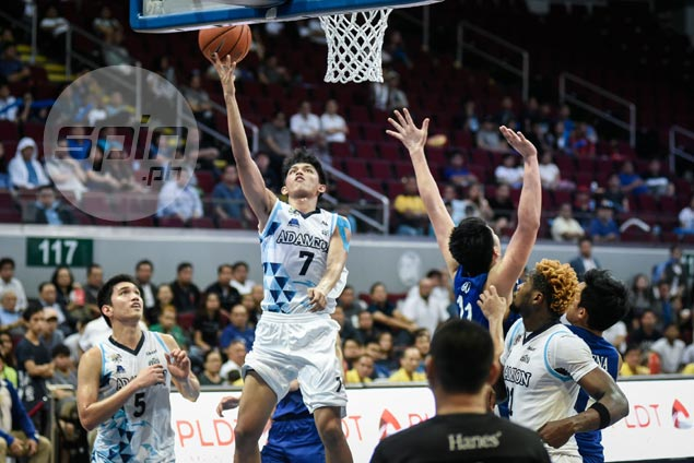 Former Baby Falcons standout Jaydee Tungcab set to join UP Maroons, say sources