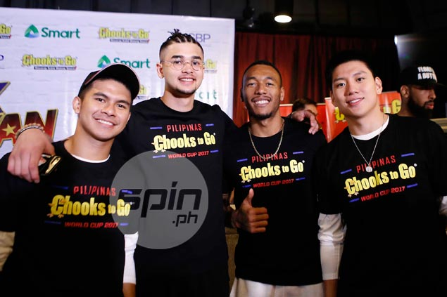 A young PH team not lacking in experience aims to slay giants in Fiba 3x3 World Cup
