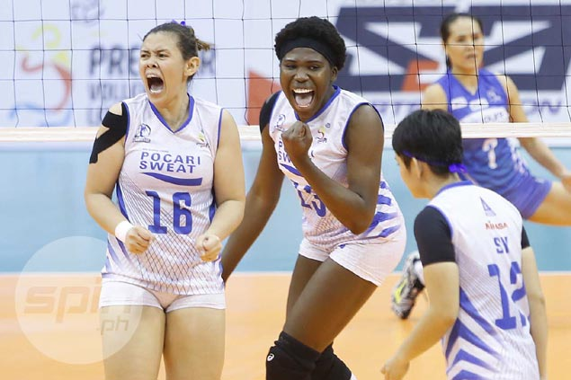 After long wait, Krystal Rivers vows to make stint with Pocari Sweat short and sweet