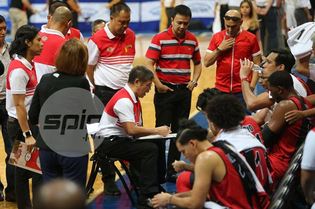 Leo Austria says best is yet to come for San Miguel: 'This is not really our game yet'