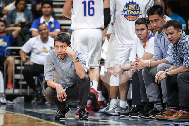 Racela wary of Ginebra fightback: 'If there's one team that can come back, it's them'
