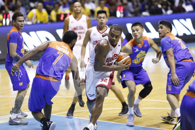 Ginebra back with a vengeance, blows away TNT in Game 3 to stay alive in PBA playoffs