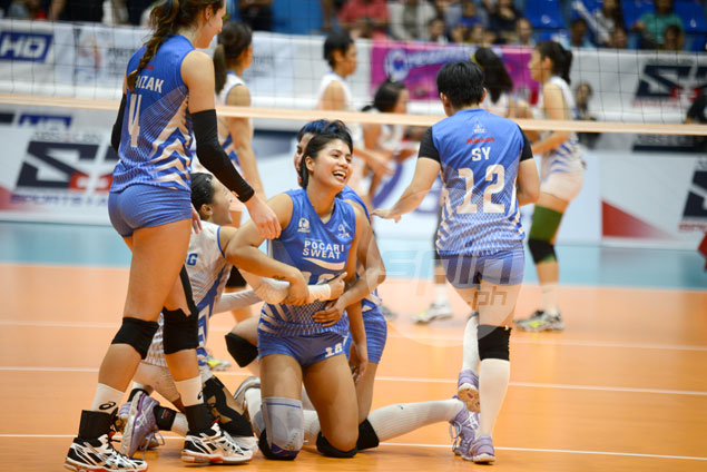 Third championship is the sweetest, says Pocari Sweat heroine Myla Pablo