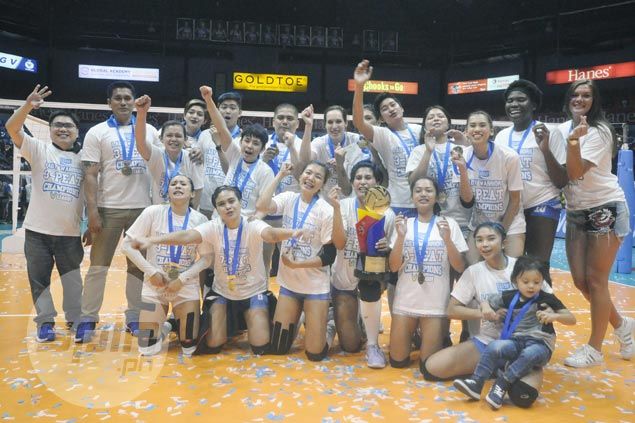 Pocari Sweat rallies from a set down to frustrate BaliPure and bag inaugural PVL crown