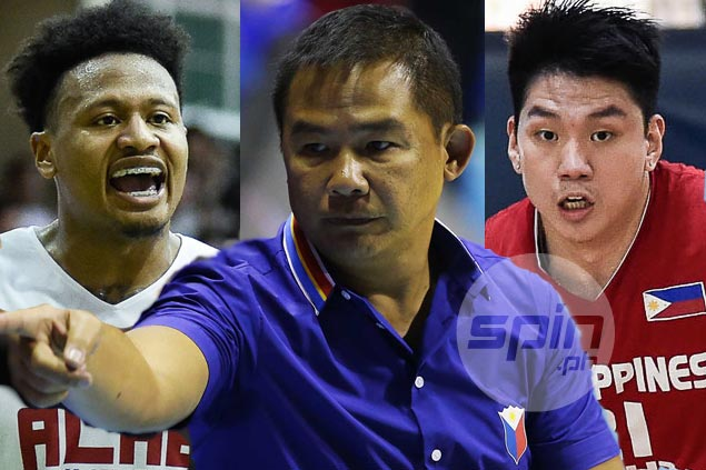 Chot Reyes 'just a call away' if Ray Parks Jr., Jeron Teng want to join Gilas pool
