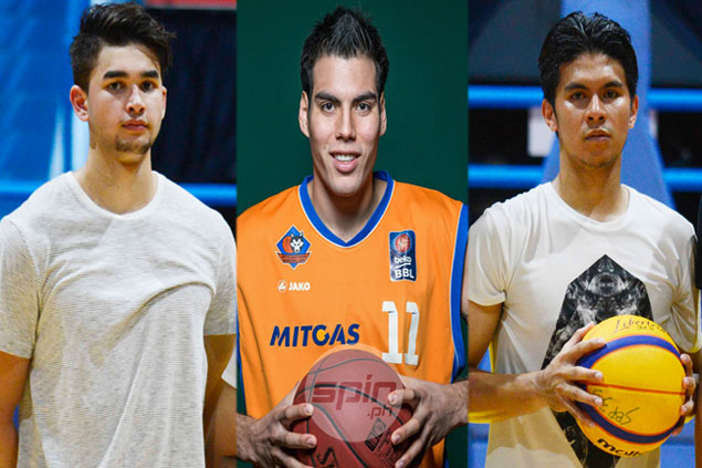 Gilas yet to submit SEA Games lineup, but Ravena, Paras, Standhardinger part of initial list