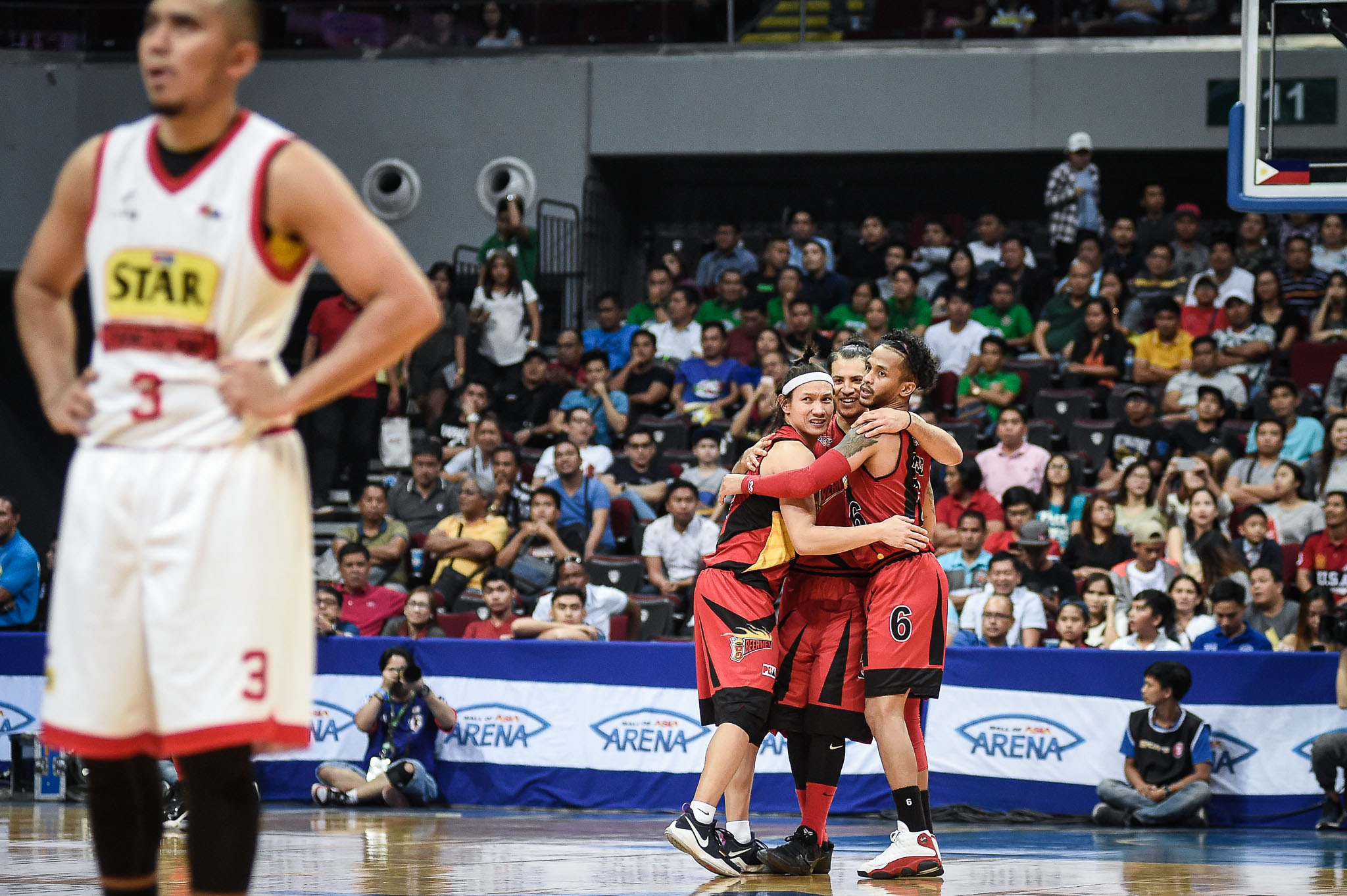 Sitting pretty in finals, SMB coach Austria hopes TNT-Ginebra playoff goes the distance