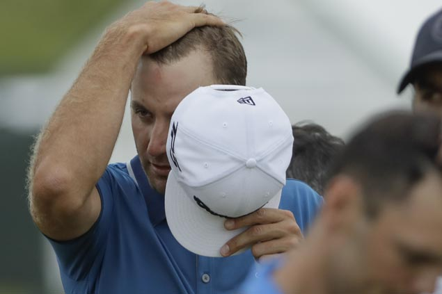 First time in the US Open, world's top three fail to make weekend play