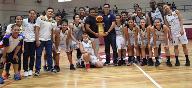 NU Lady Bulldogs beat La Salle Lady Archers to bag Fr. Martin Cup women's title