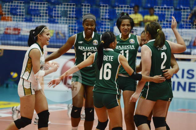 Sta. Lucia beats Cherrylume in battle of winless squads in PSL All Filipino