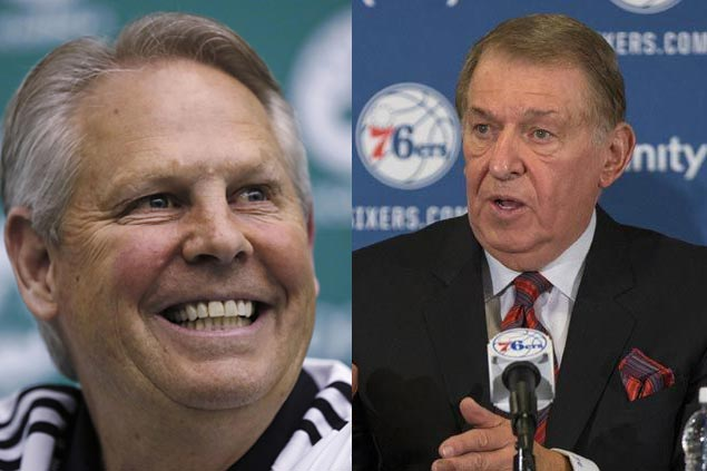 Celtics working on trade to send No. 1 pick to Sixers for package of picks, say sources