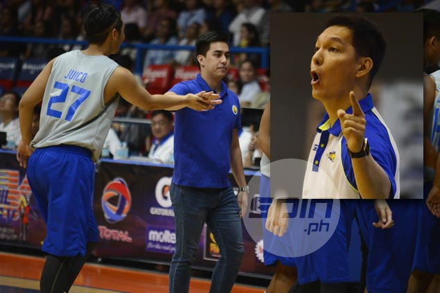 Eric Altamirano pleased son and former assistant Anton is forging his own coaching career path