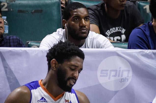 TNT KaTropa flies in Mike Myers as possible replacement for hurting Joshua Smith