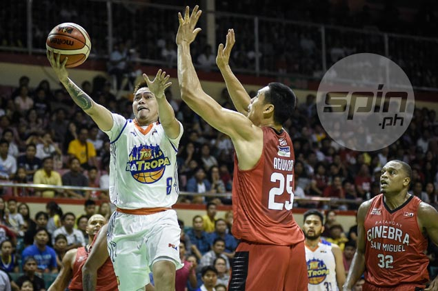 Healthy RR Garcia relishes return to finals, this time against former team San Miguel