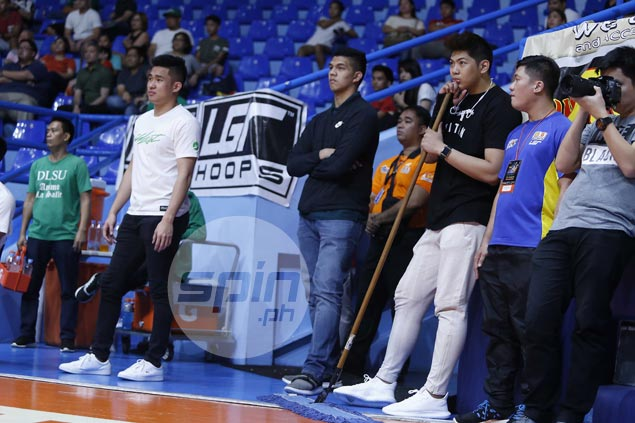 Kib Montalbo, Prince Rivero awaiting doctor's clearance to rejoin Archers for preseason quarters