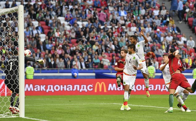Title favorites Portugal, Mexico play to a thrilling draw in Confederations Cup
