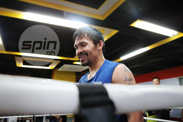 Pacquiao finds new US TV partner as title defense vs Jeff Horn to air live on ESPN