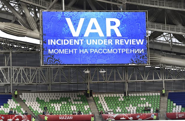 FIFA president pleased with video review results despite confusionat Confederations Cup