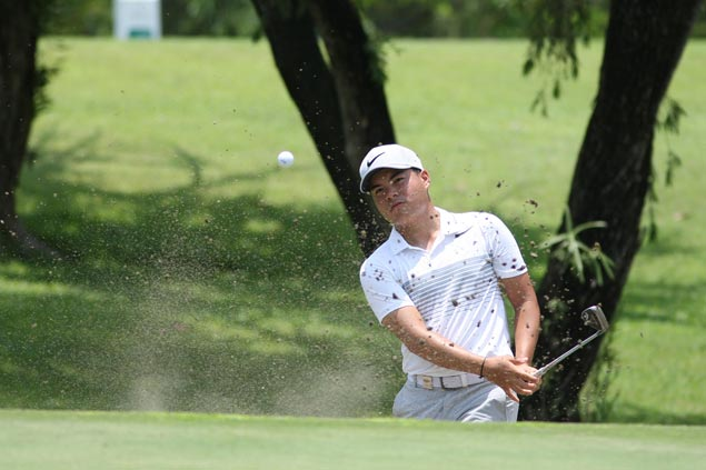 Miguel Tabuena seeks a tonic in PGT Forest Hills Championship