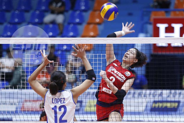 Petron downs Generika for second straight victory in Super Liga All Filipino