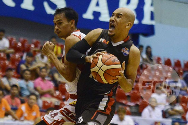 Exhausting juggling act worth it as Davon Potts completes PBA requirement