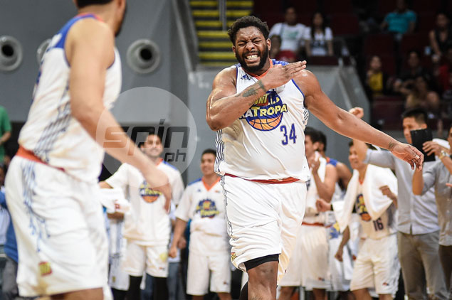 Joshua Smith to play for TNT in Game One as check-up eases fear of long-term injury