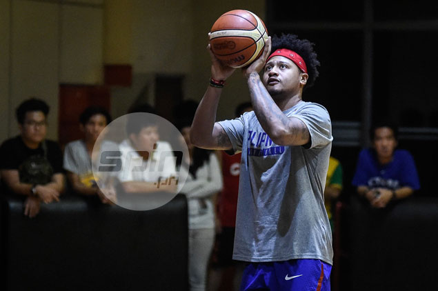 Ray Parks, Jr. officially in Gilas mix vying for spots in Fiba Asia, SEA Games teams