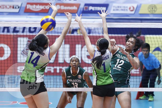 Sta. Lucia bucks slow start to beat Cocolife for second straight win in PSL All-Filipino