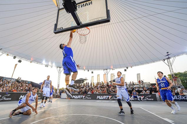 Team Pilipinas ends Fiba 3x3 World Cup stint with huge victory over El Salvador
