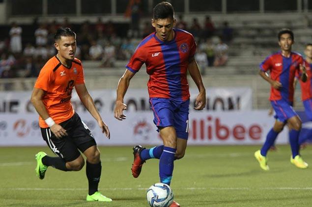 Davao Aguilas earn draw to stop Meralco Manila's PFL win run at five