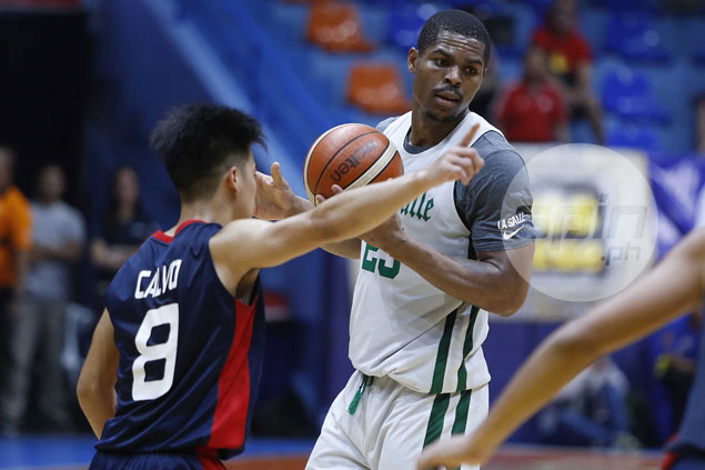 Ben Mbala sets example by refusing to take a day off while battling the flu