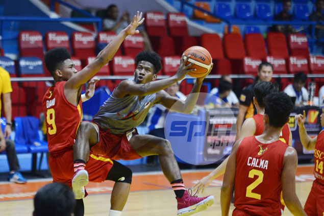 Lyceum bolsters NCAA title credentials after near upset over top UAAP team La Salle
