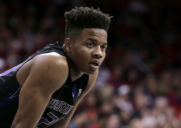 Markelle Fultz: Get to know the young man who's set to be NBA's No. 1 pick overall