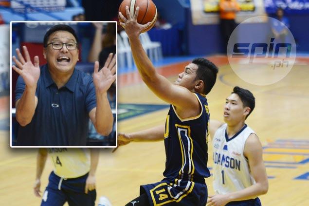 Meneses on JRU star Teytey Teodoro:'Nobody can stop him so long as he will play'
