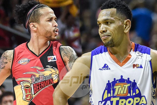 Chris Ross, Jayson Castro set to run Finals show, yet both insist it isn't about them