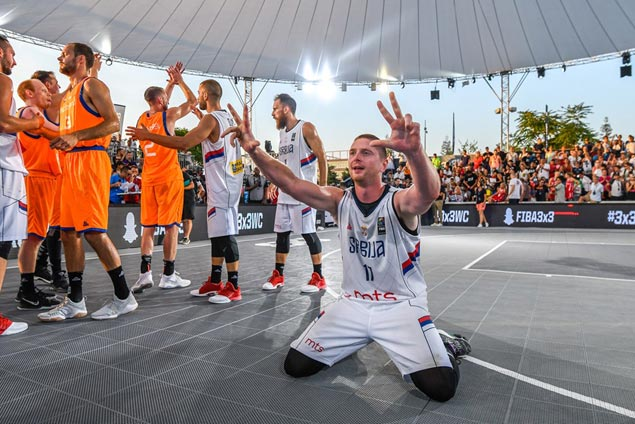 Serbia continues 3x3 domination in World Cup as Philippines winds up 11th